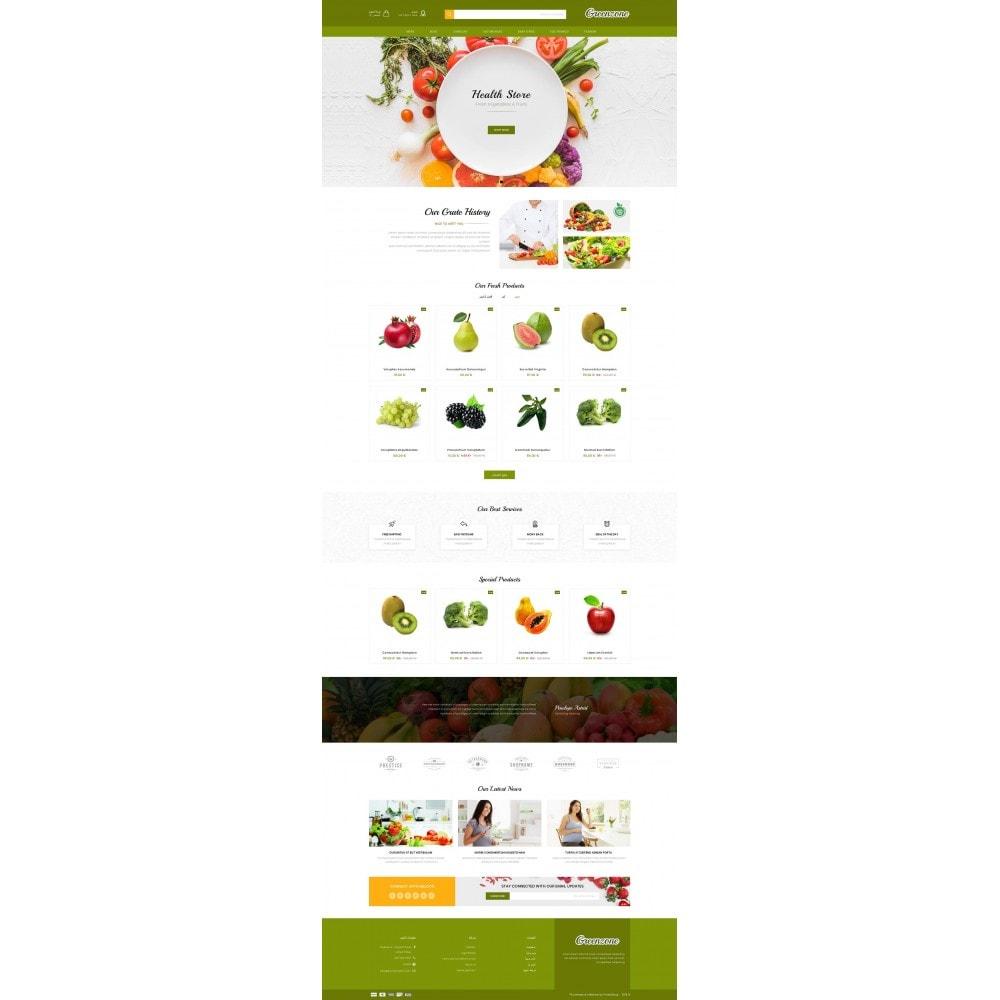 theme - Food & Restaurant - GreenZone - Organic Store - 10