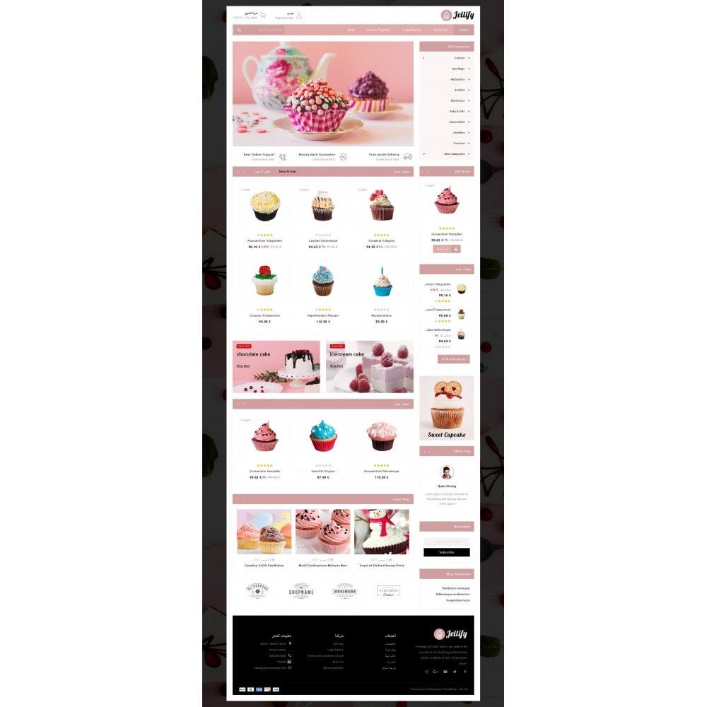 theme - Alimentos & Restaurantes - Jellify - Bakery Store - 10