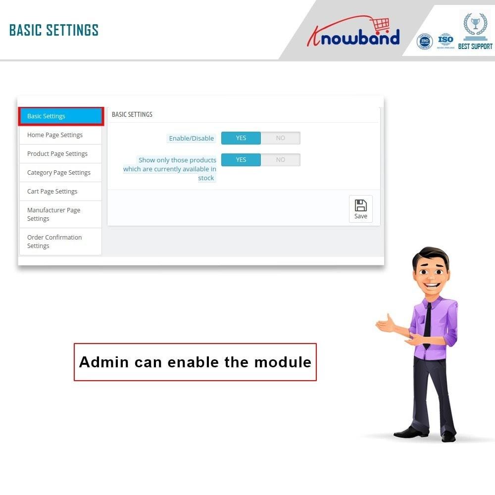 module - Cross-Selling & Produktbundles - Knowband - Automatisch verwandte Produkte - 3
