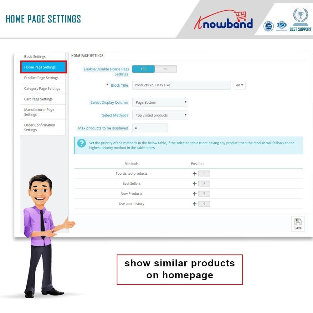 module - Cross-Selling & Produktbundles - Knowband - Automatisch verwandte Produkte - 4