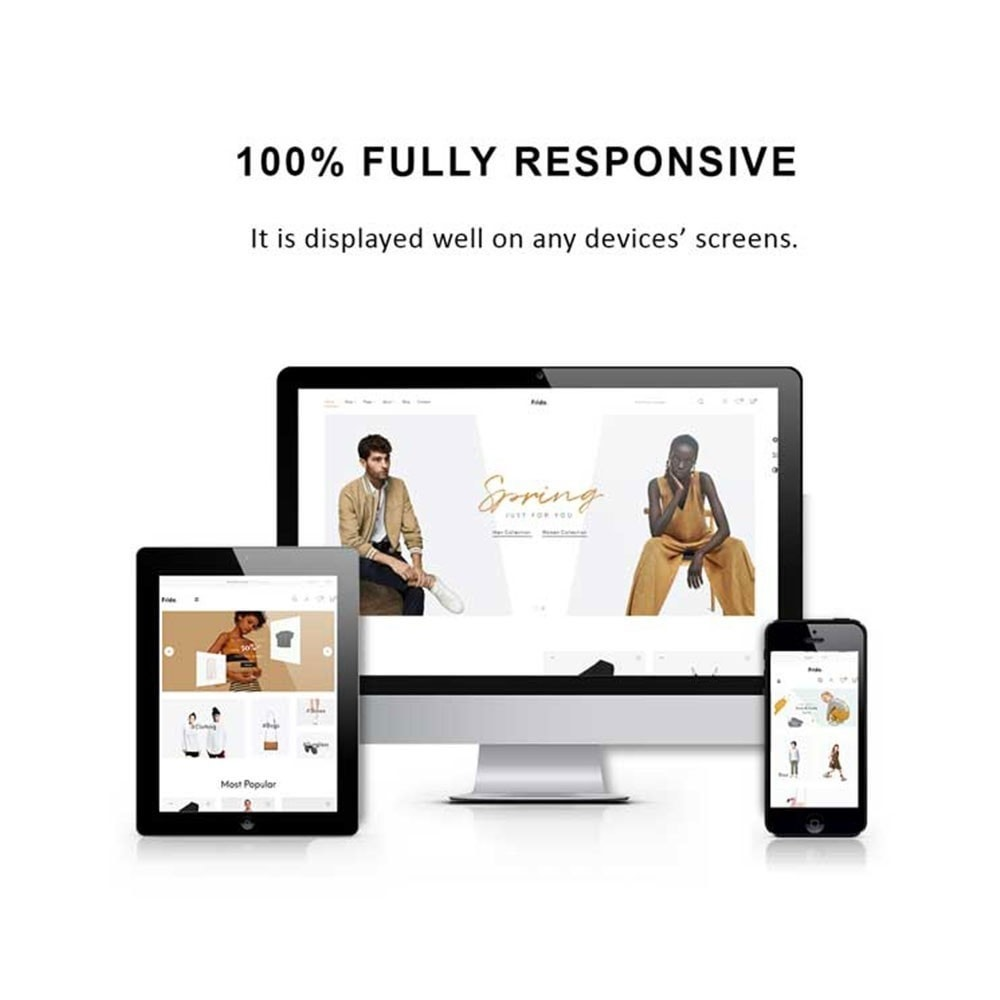 theme - Fashion & Shoes - Leo Frido Fashion E-Commerce - 1