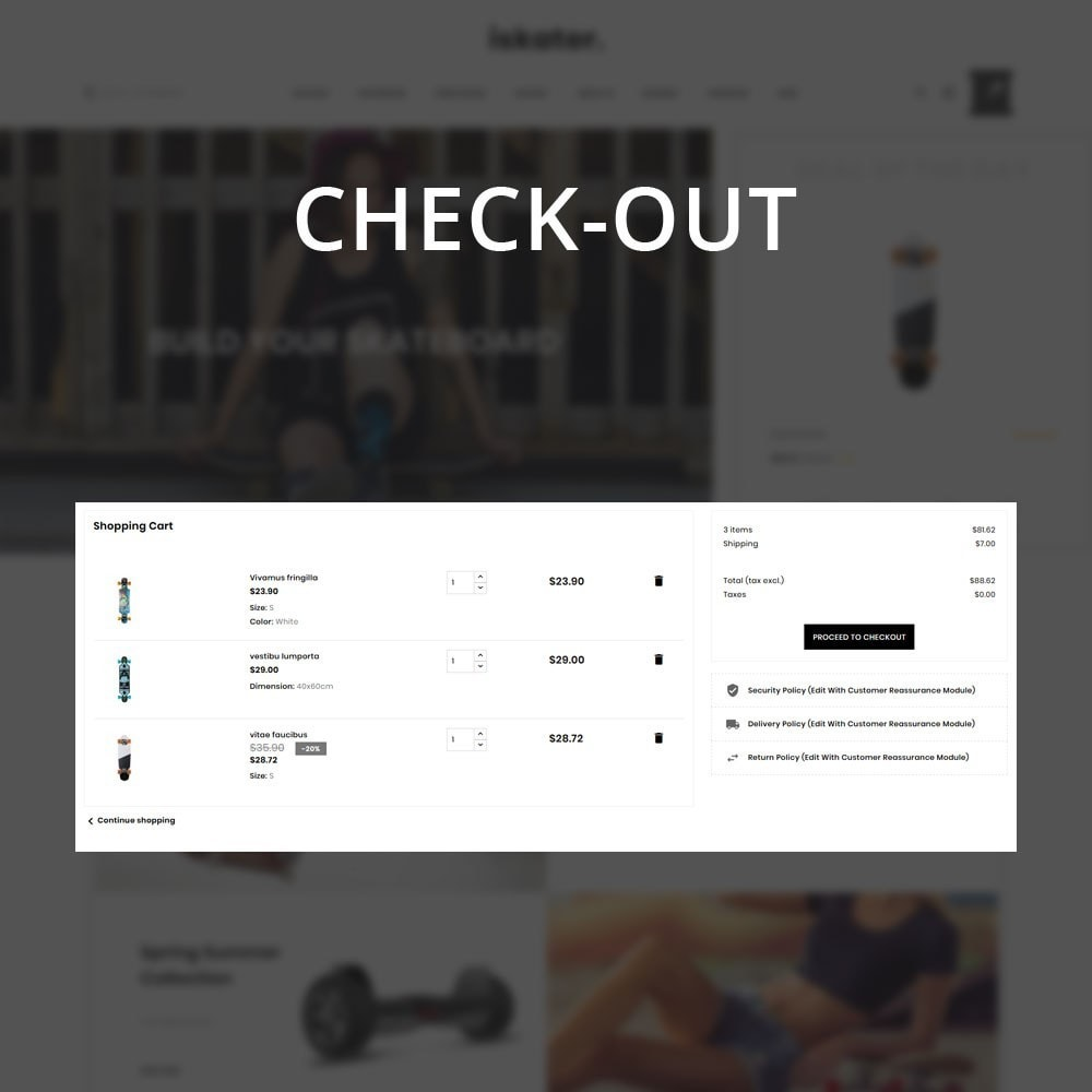 theme - Sports, Activities & Travel - Iskater - The Sport Shop - 13