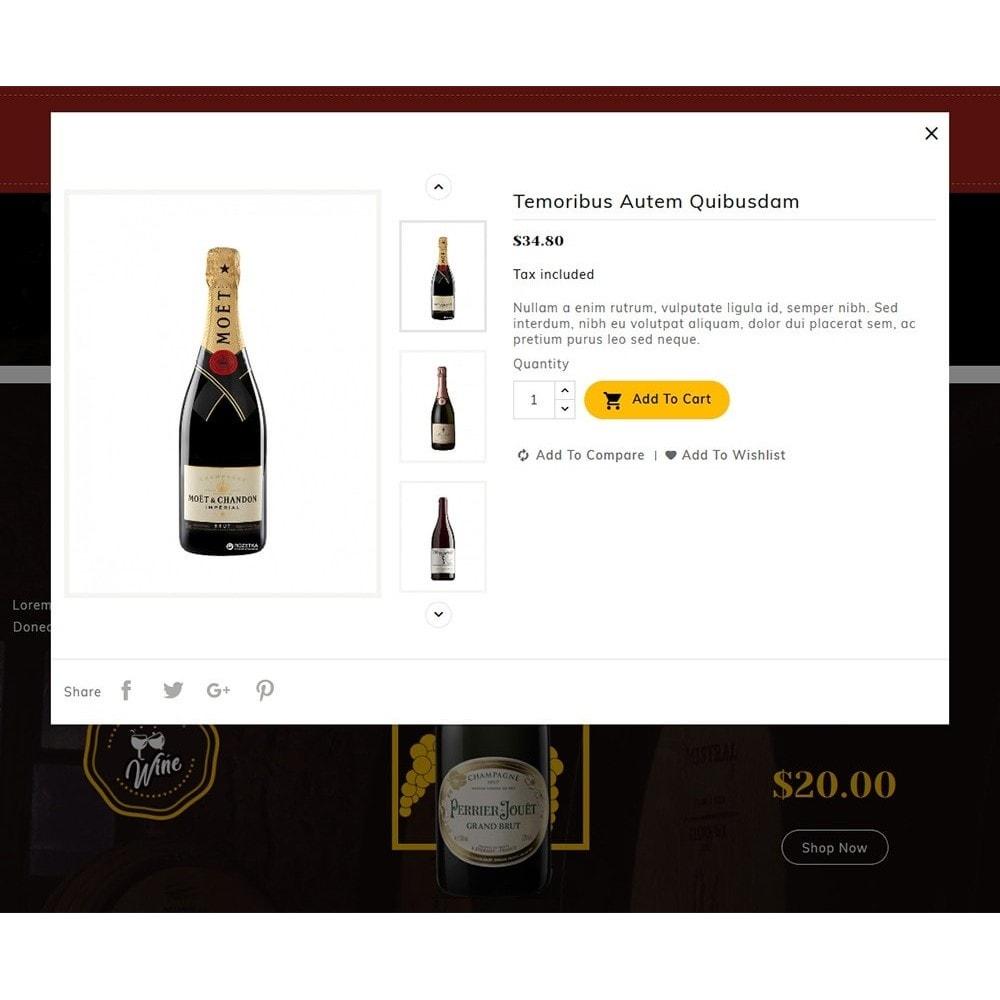 theme - Getränke & Tabak - Wineyard & Drinks - 8