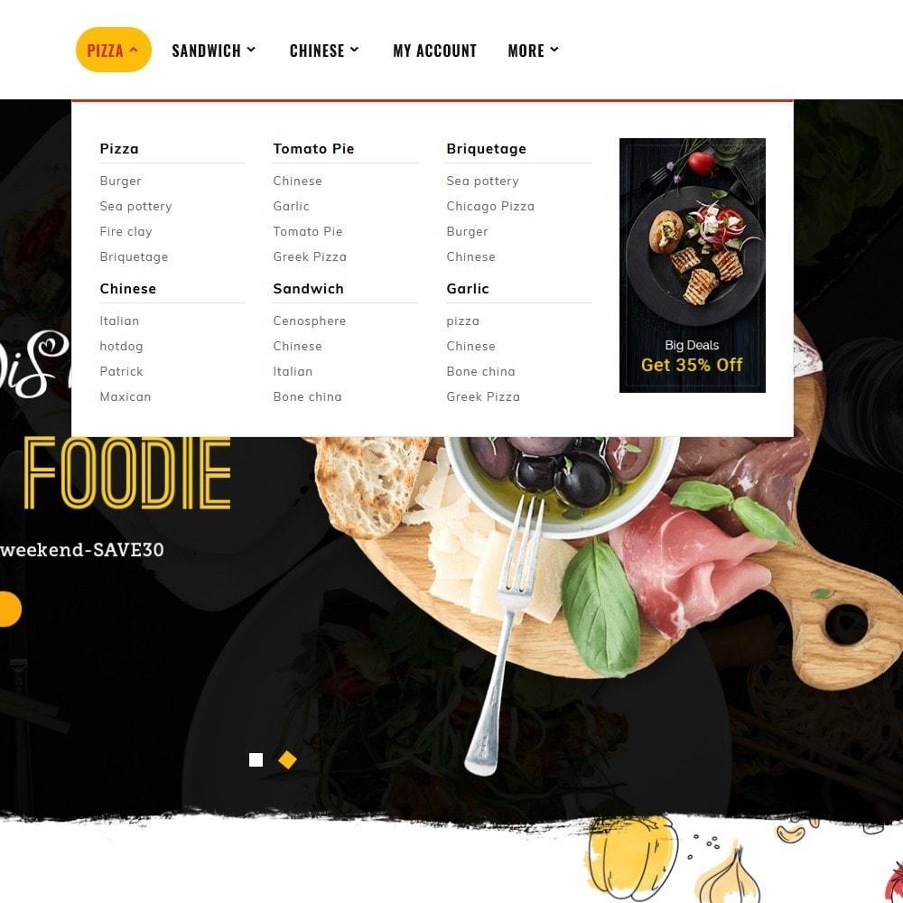 theme - Żywność & Restauracje - Tomato Bite - Delicious Food - 9
