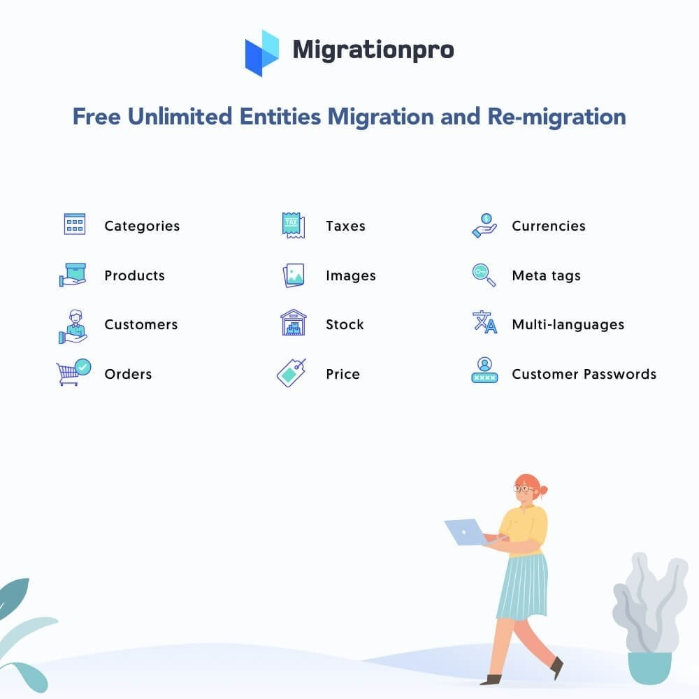 module - Data Migration & Backup - MigrationPro: Drupal Commerce to PrestaShop Migration - 2