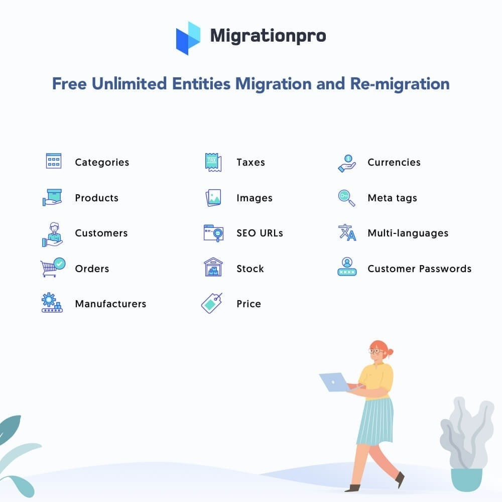 module - Data Migration & Backup - MigrationPro: OpenCart To PrestaShop Migration Tool - 2