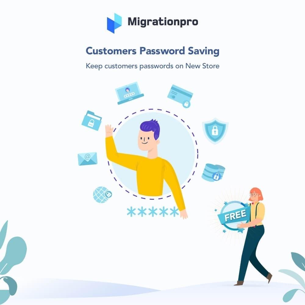 module - Datenmigration & Backup - MigrationPro: Zen Cart to PrestaShop Migration Tool - 4