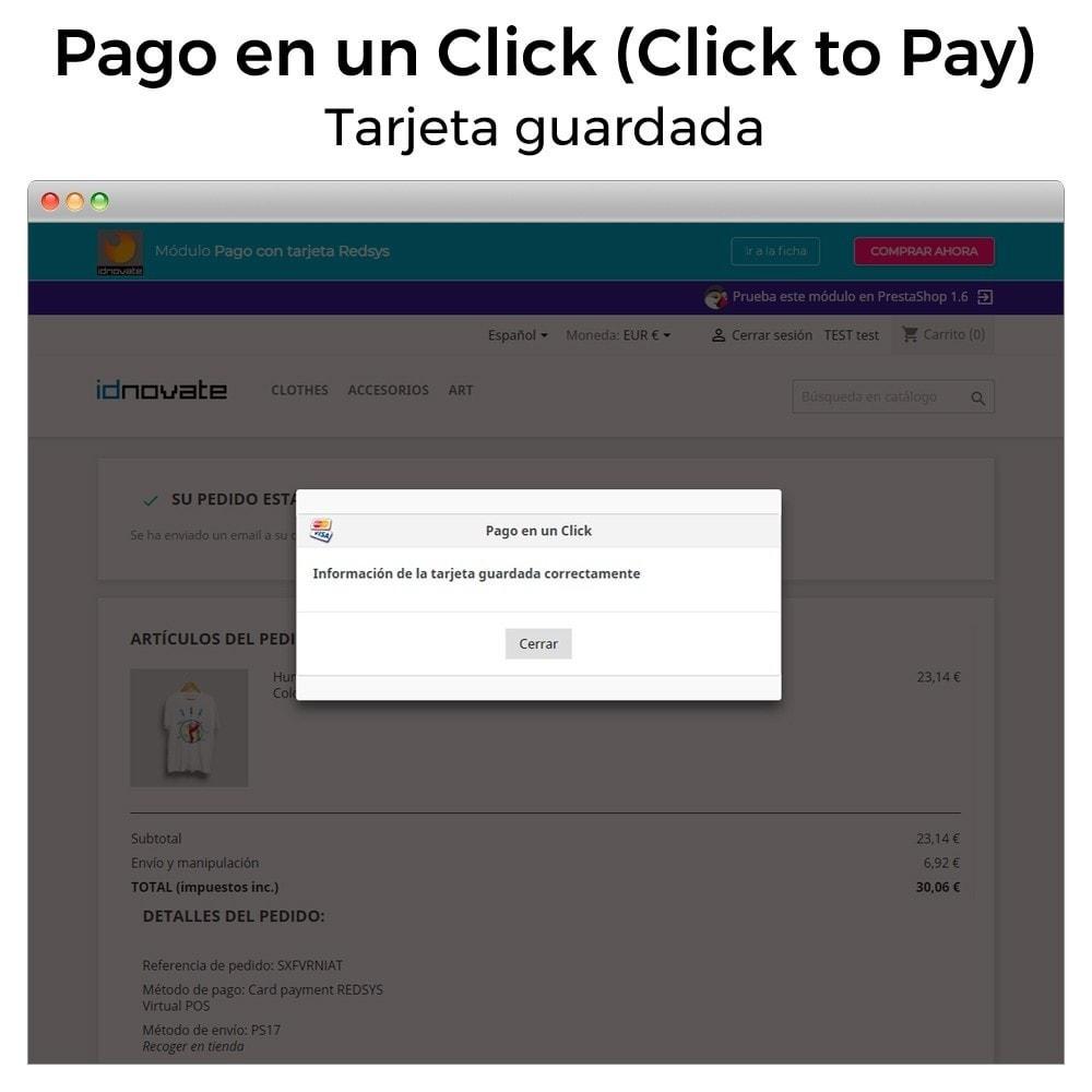 module - Pago con Tarjeta o Carteras digitales - Pago con tarjeta para ING Direct (TPV virtual) - 12