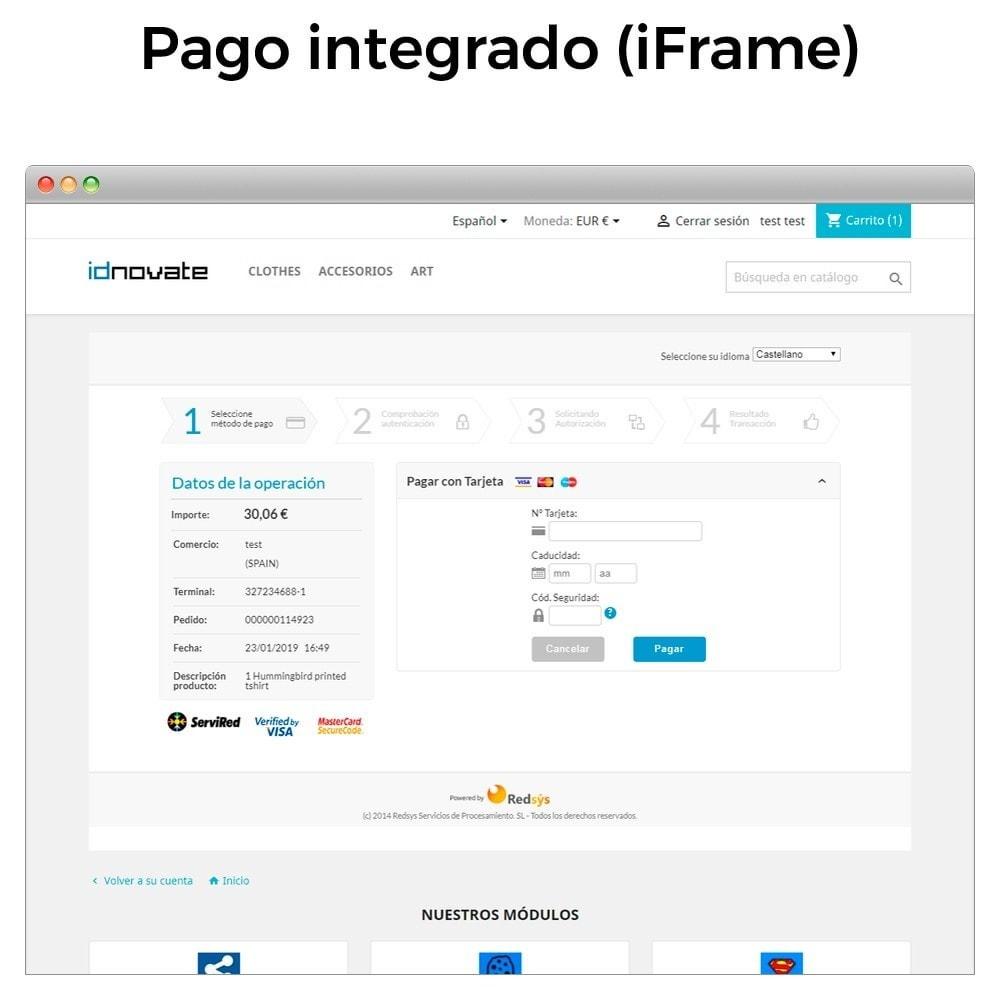 module - Pago con Tarjeta o Carteras digitales - Pago con tarjeta para ING Direct (TPV virtual) - 14