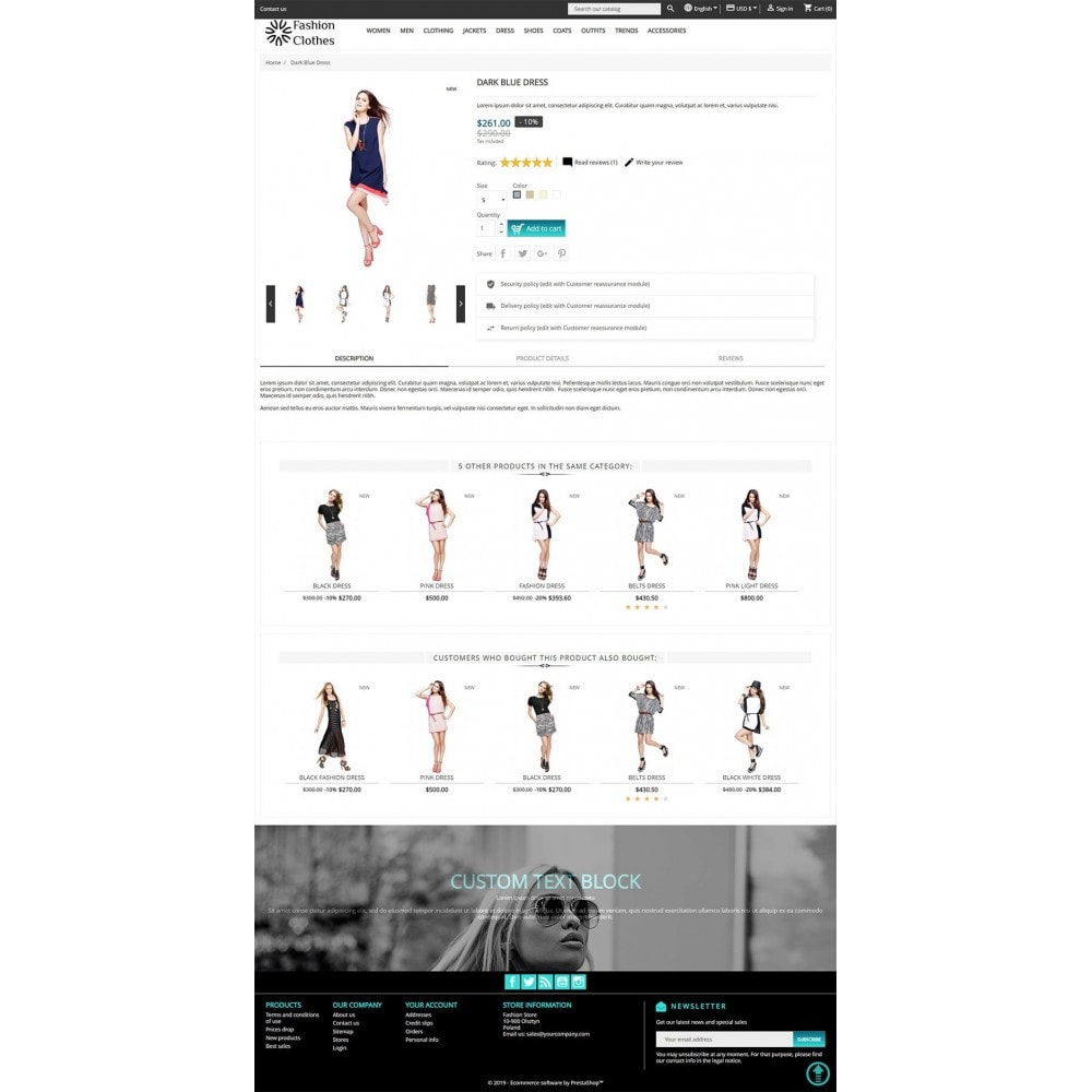 theme - Moda y Calzado - Fashion Store - 5