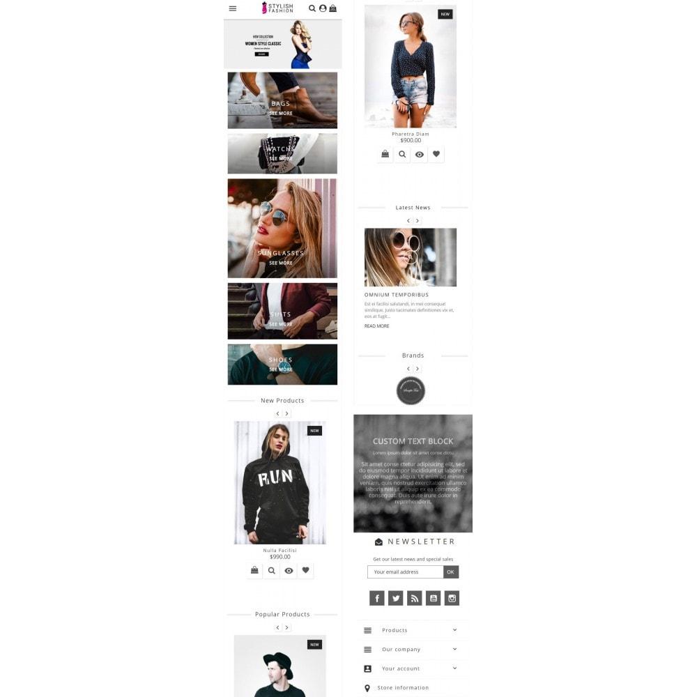 theme - Moda & Obuwie - Stylish Fashion - 6