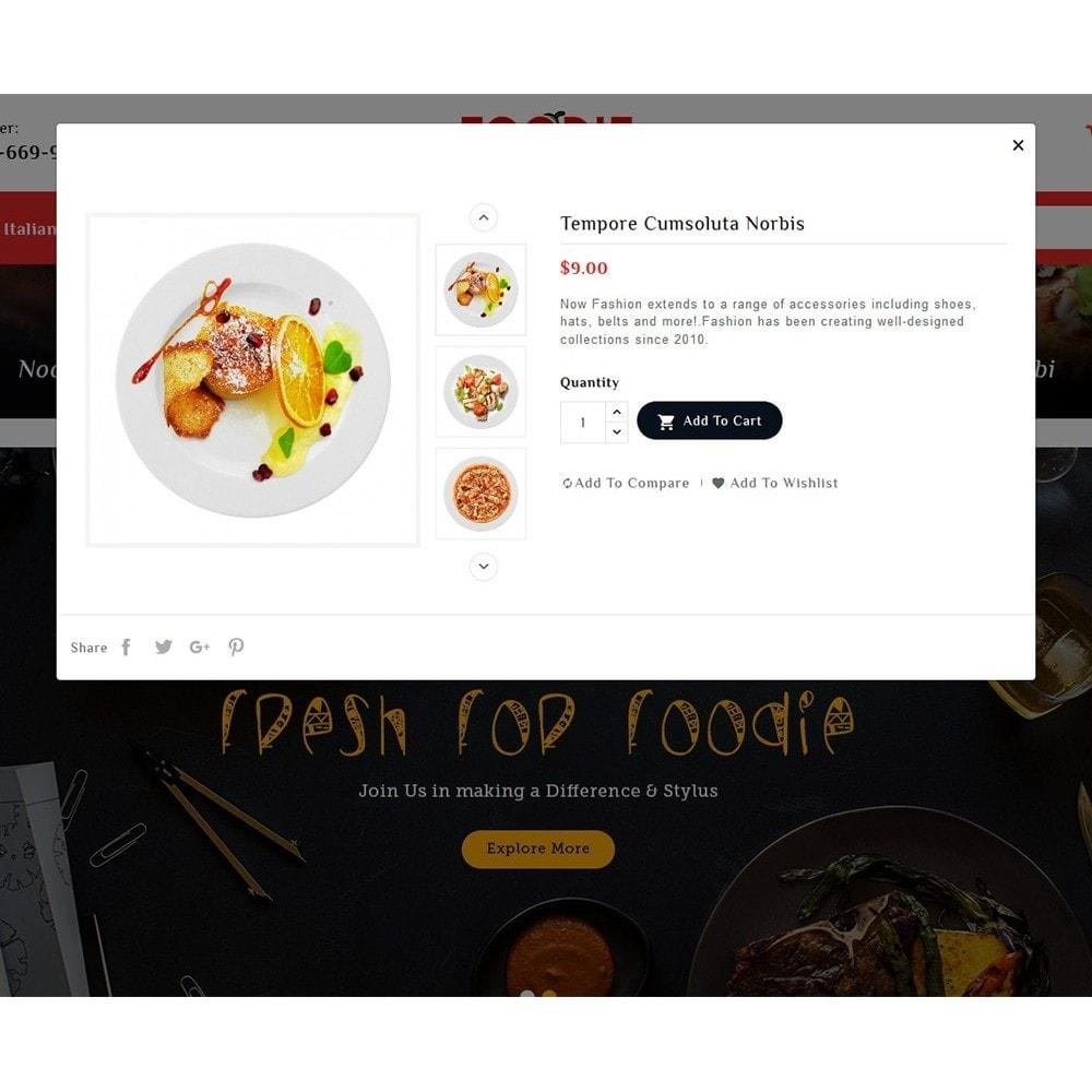 theme - Food & Restaurant - Foodie - Fast Food Corner - 8