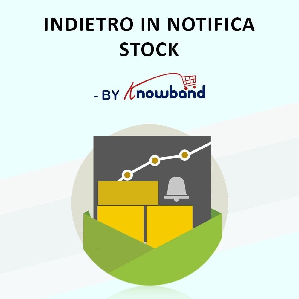 module - Email & Notifiche - Knowband - Notifica prodotto disponibile - 1