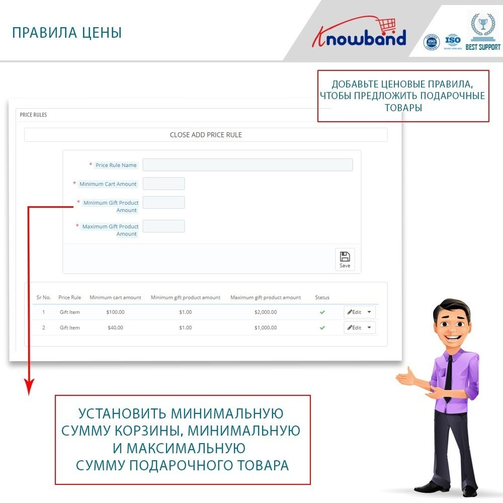 module - Акции и Подарки - Knowband - Gift the product - 4