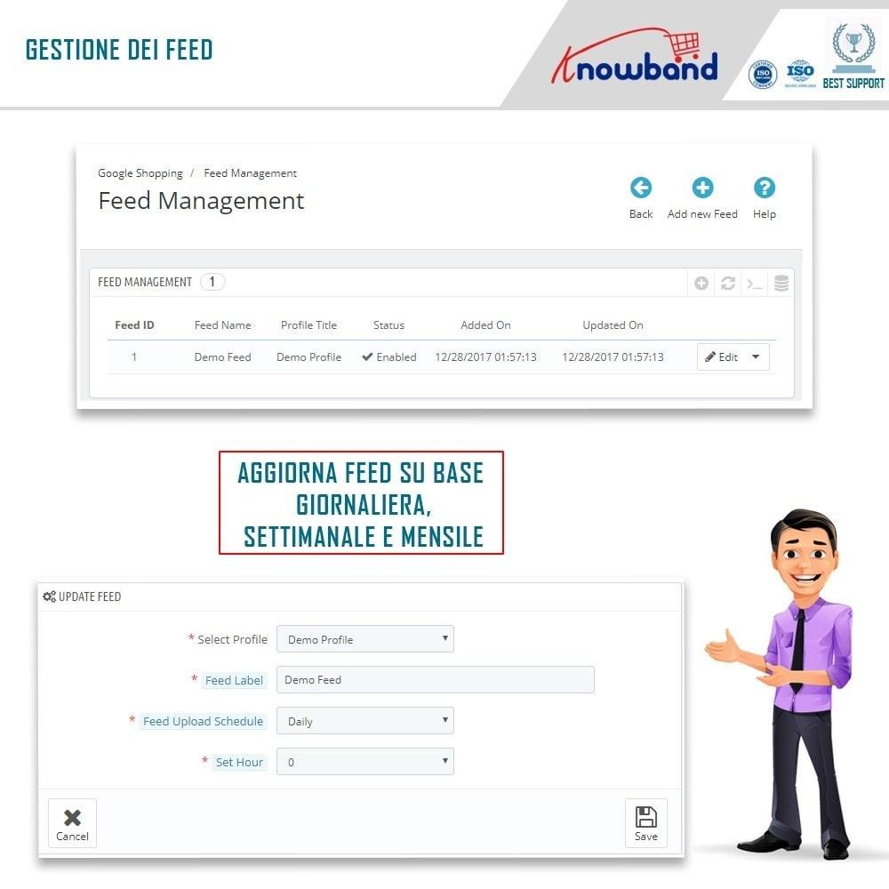 module - Comparatori di prezzi - Google Shopping (Google Merchant Centre) - 5
