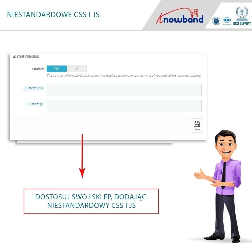 module - Stworzenia platformy handlowej - Knowband - Multi Vendor Marketplace - 5