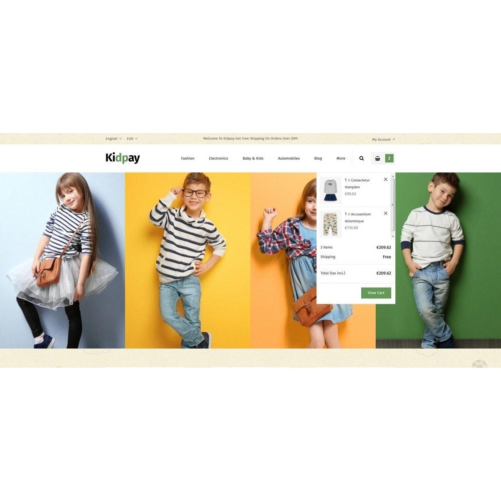 theme - Дети и Игрушки - Kidpay - Kids Store - 8
