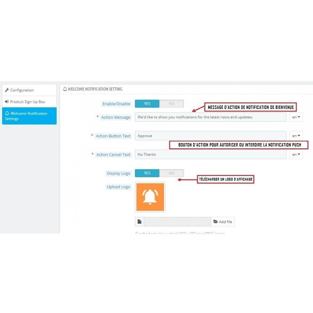 module - Promotions & Cadeaux - Notifications Push Web - 3
