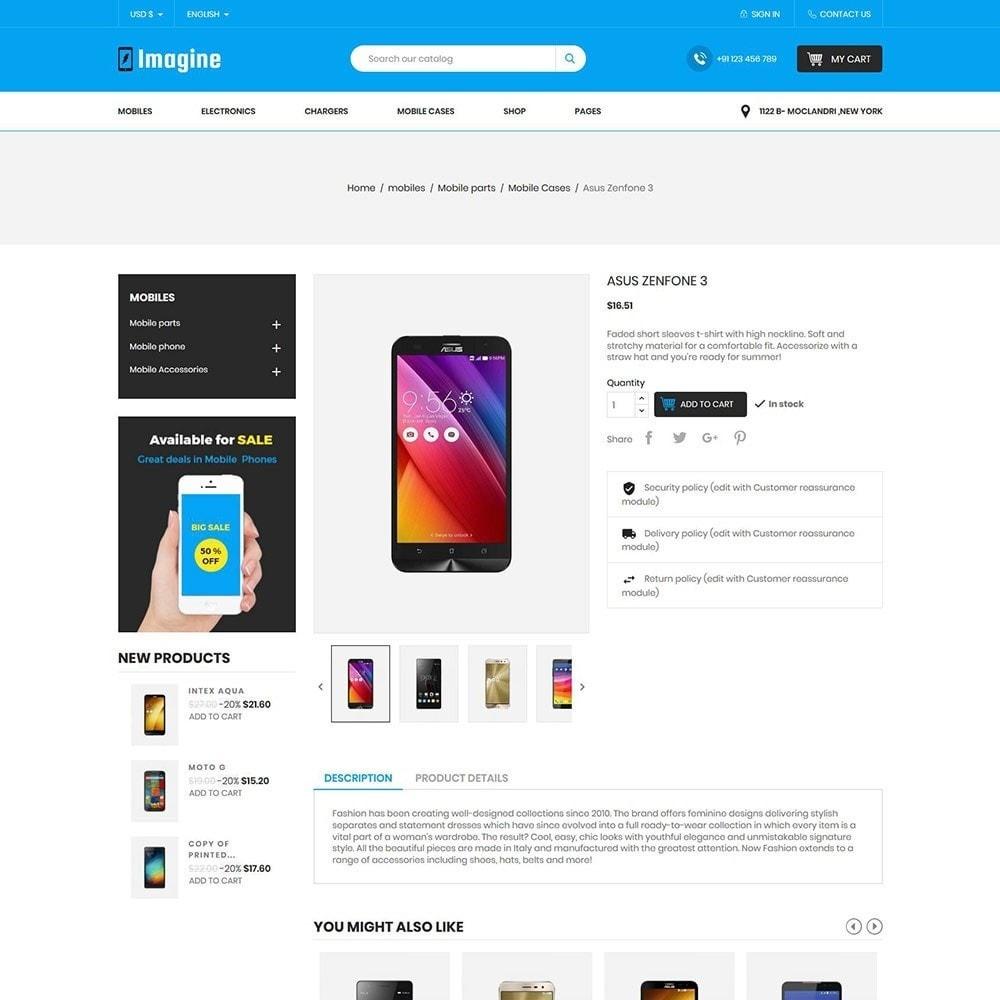 theme - Electronics & Computers - Electronics - Mobile  Computer Car Store - 5