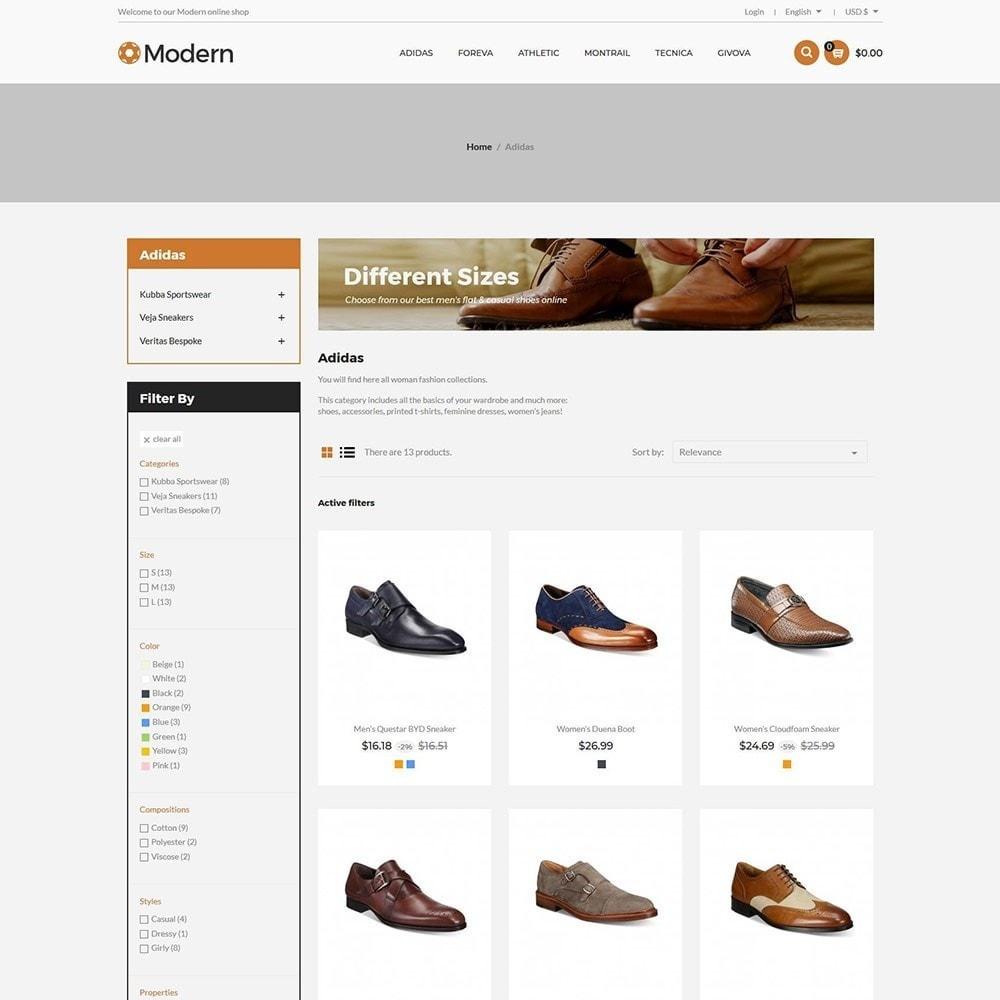theme - Fashion & Shoes - Fashion - Shoes Women Cloth Store - 3