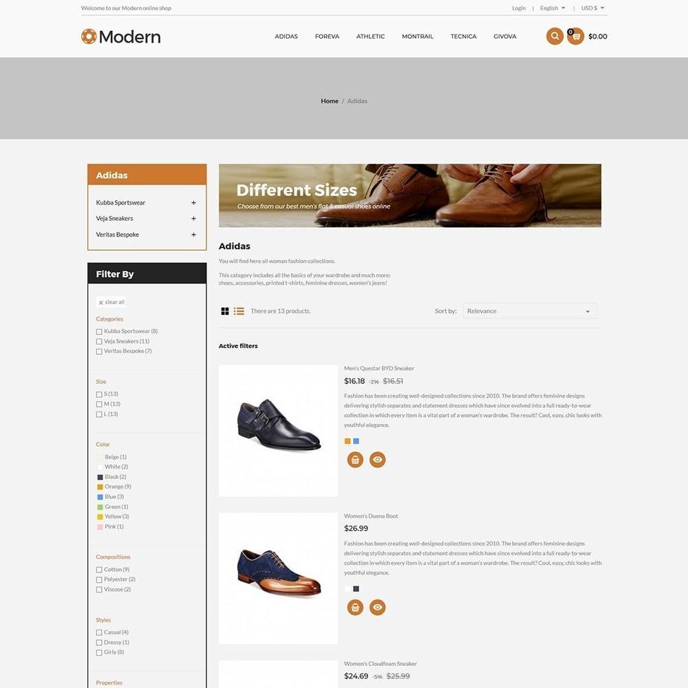 theme - Fashion & Shoes - Fashion - Shoes Women Cloth Store - 4