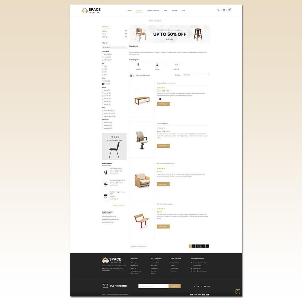 theme - Home & Garden - Space - Online Furniture StoreTemplate - 4