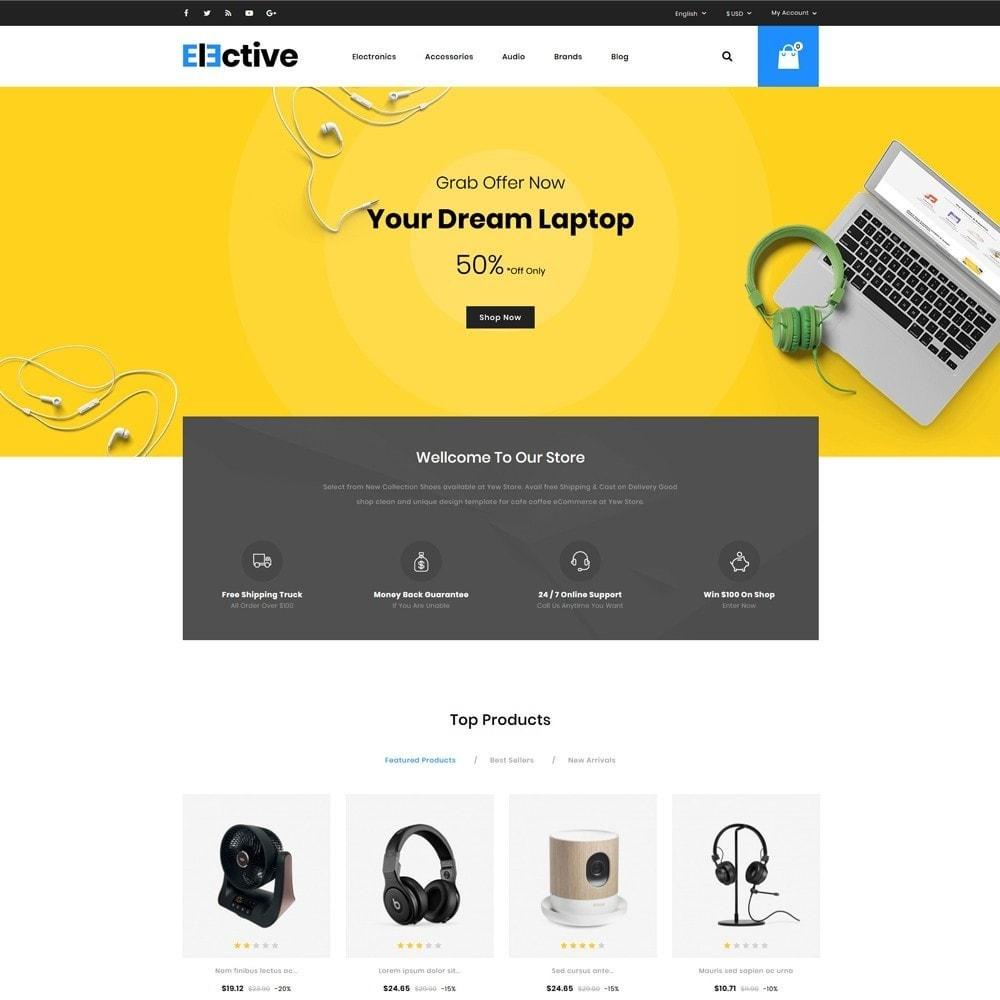 theme - Electronics & Computers - Elective Digital Store - 2