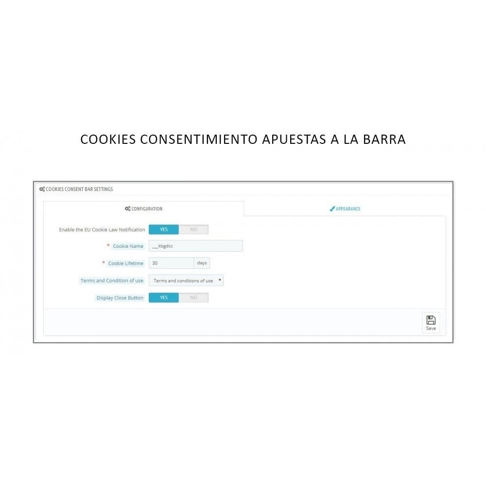 module - Marco Legal (Ley Europea) - Knowband - RGPD - Derechos de los Individuos - 8