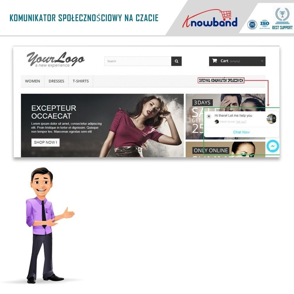 bundle - Serwis posprzedażowy - Helpdesk Support Pack - Quality services to customers - 2