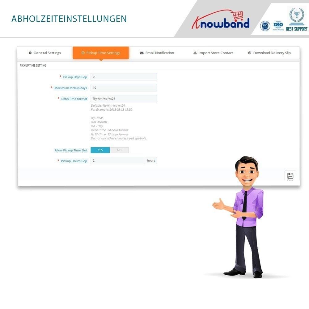 module - Abholstationen & Selbstabholer - Store Locator and Pickup - 5