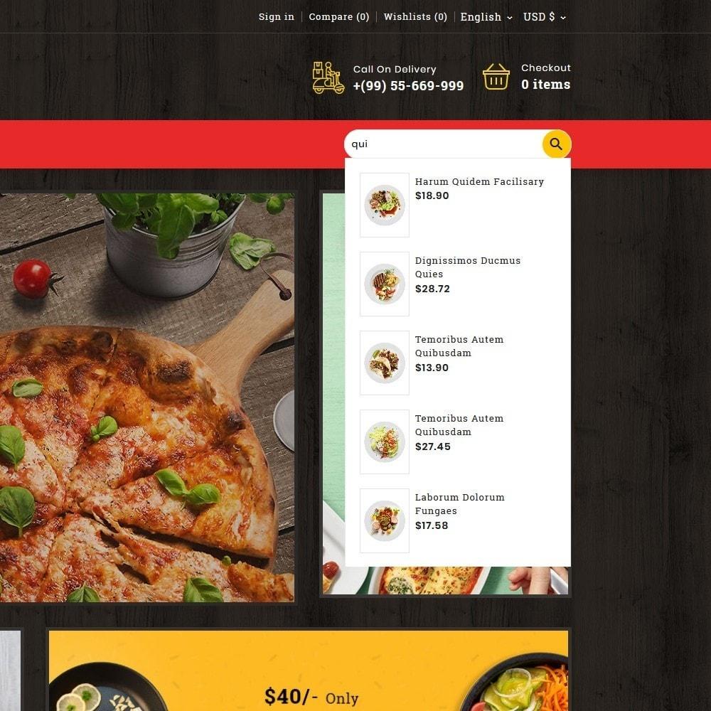 theme - Продовольствие и рестораны - Snappy - Fast Food - 10
