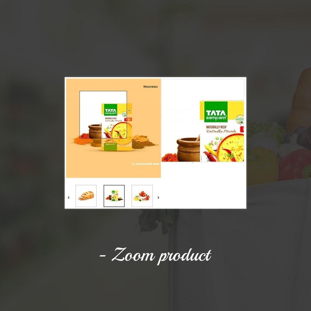 theme - Alimentation & Restauration - Épicerie FreshG Superstore v3 - 7