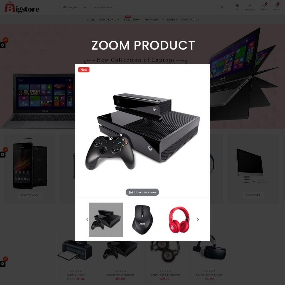 theme - Electronics & Computers - Bigstore - Multipurpose Mega Electronics Store - 9