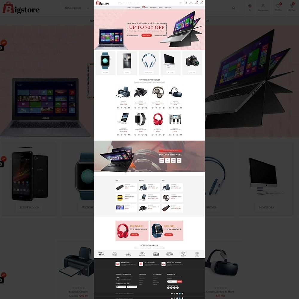 theme - Electronics & Computers - Bigstore - Multipurpose Mega Electronics Store - 10