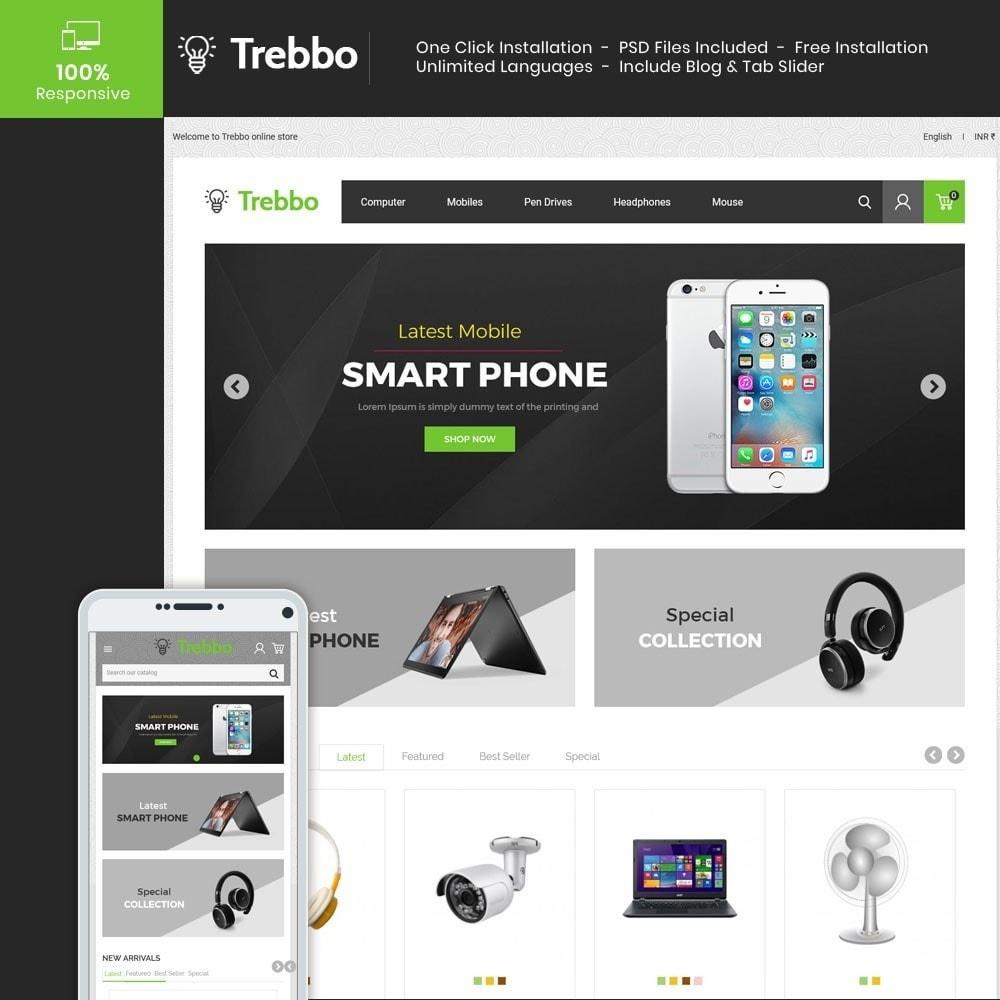 theme - Elektronika & High Tech - Urządzenie mobilnej elektroniki - komputerowy sklep - 2
