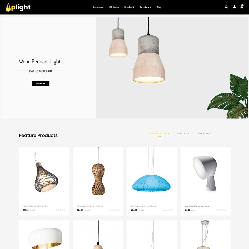 theme - Elektronica & High Tech - Uplight - light Store - 2