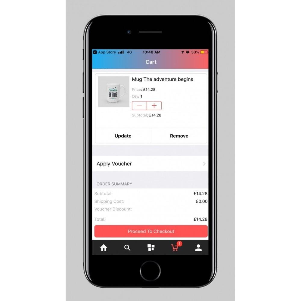 module - Mobile - iOS Mobile App Builder - 6