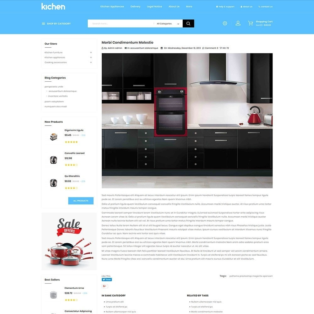 theme - Huis & Buitenleven - Kichen - The Kitchen Store - 7