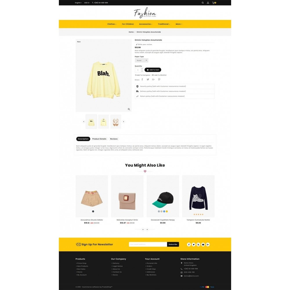 theme - Moda & Obuwie - Fashion - The Stylus Store - 5