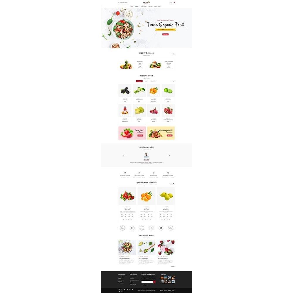 theme - Lebensmittel & Restaurants - Emmys Food Store - 2