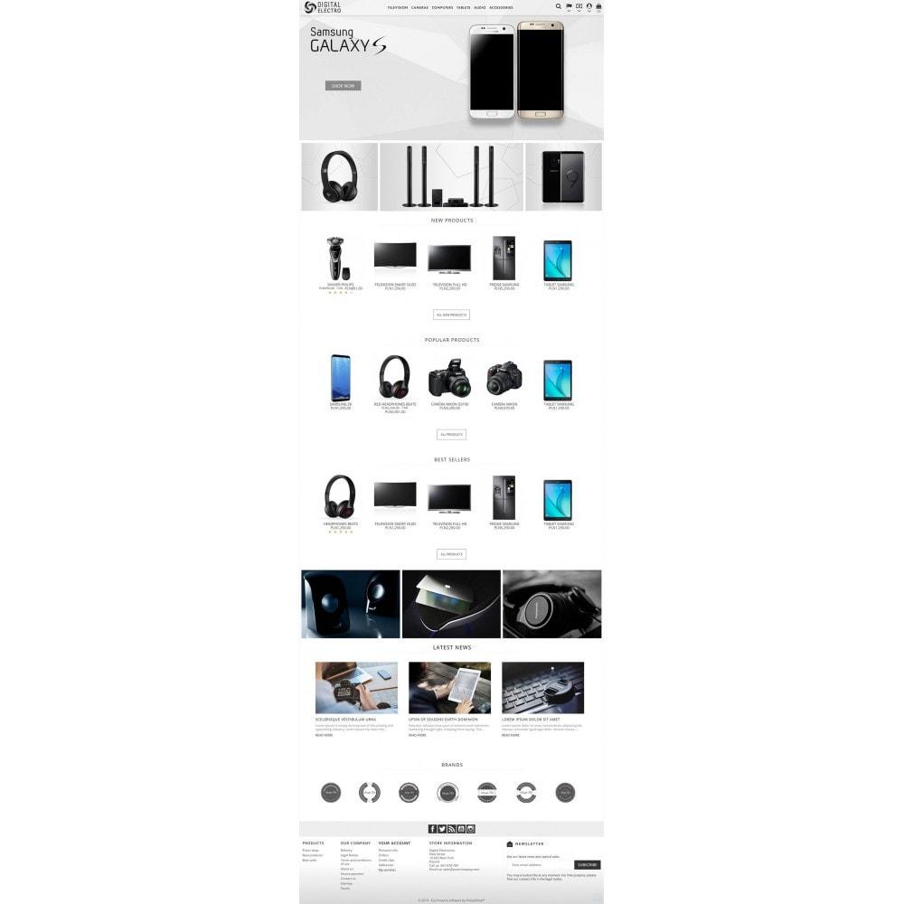 theme - Elektronika & High Tech - Digital Electro - 3