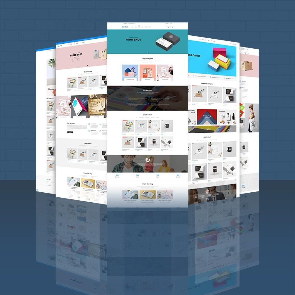 theme - Cadeaus, Bloemen & Gelegenheden - ecoPrint Shop - Responsive Printing Theme - 2