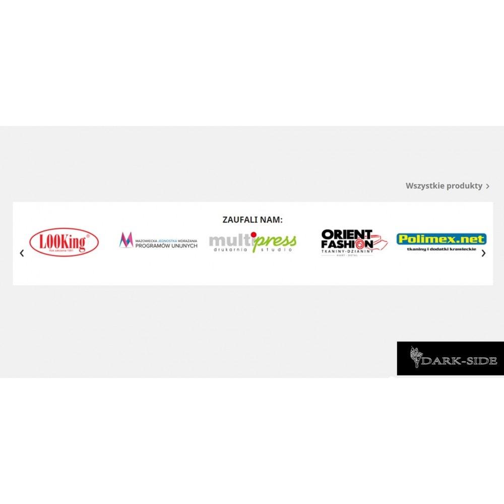 module - Brands & Manufacturers - Logo carousel - 6
