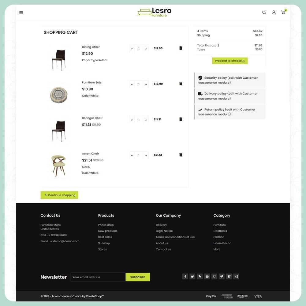 theme - Casa & Giardino - Wood Lesro - Mobilia Store - 5