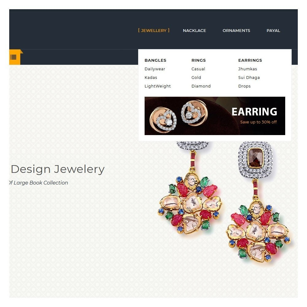 theme - Jewelry & Accessories - Aurea The Jewellery Store - 9