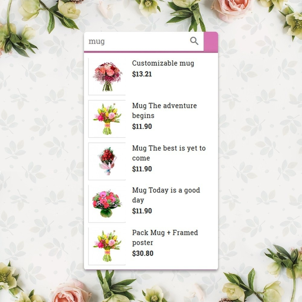 theme - Gifts, Flowers & Celebrations - Flower Store  - Floralle Responsive Template - 9