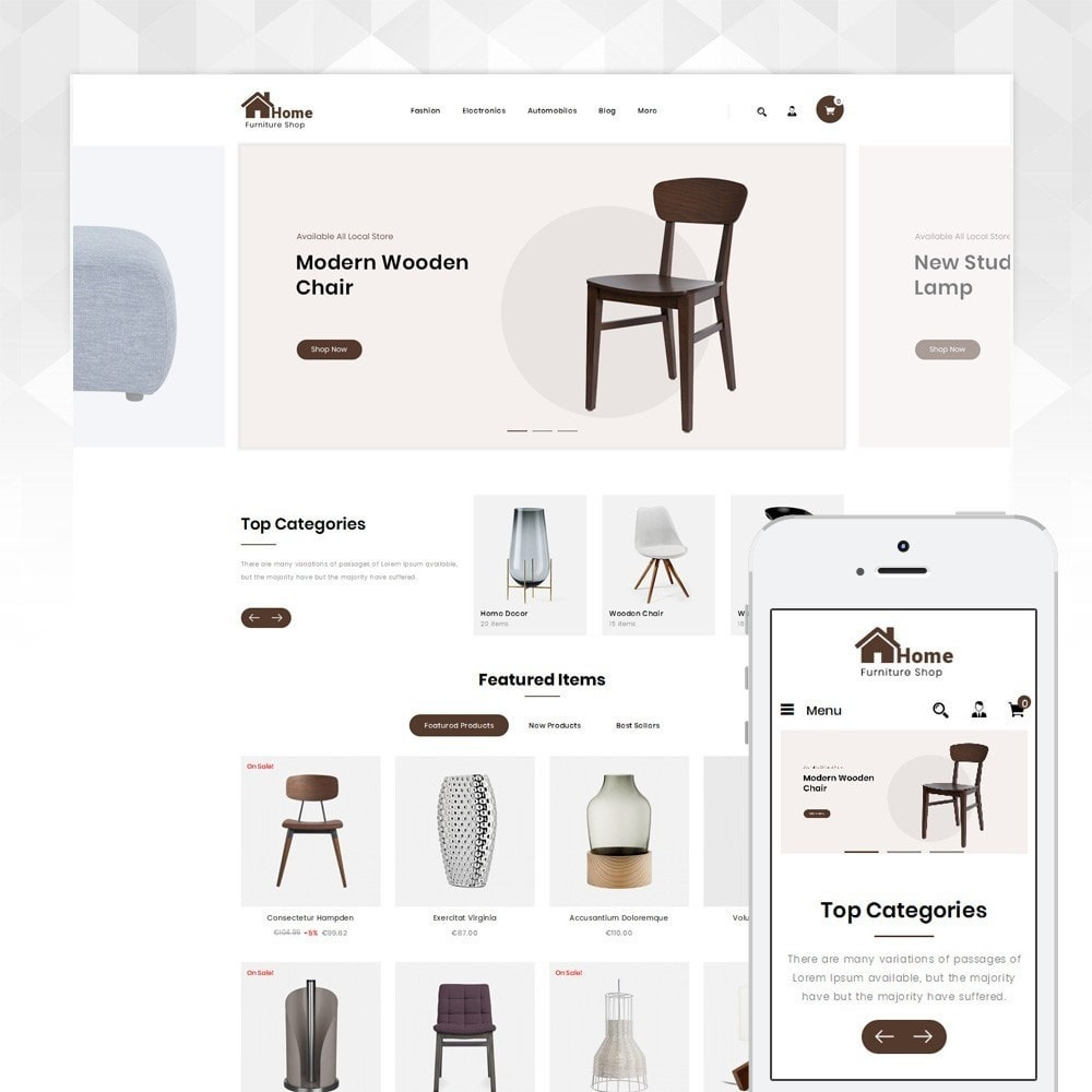 theme - Huis & Buitenleven - Home - Furniture store - 1