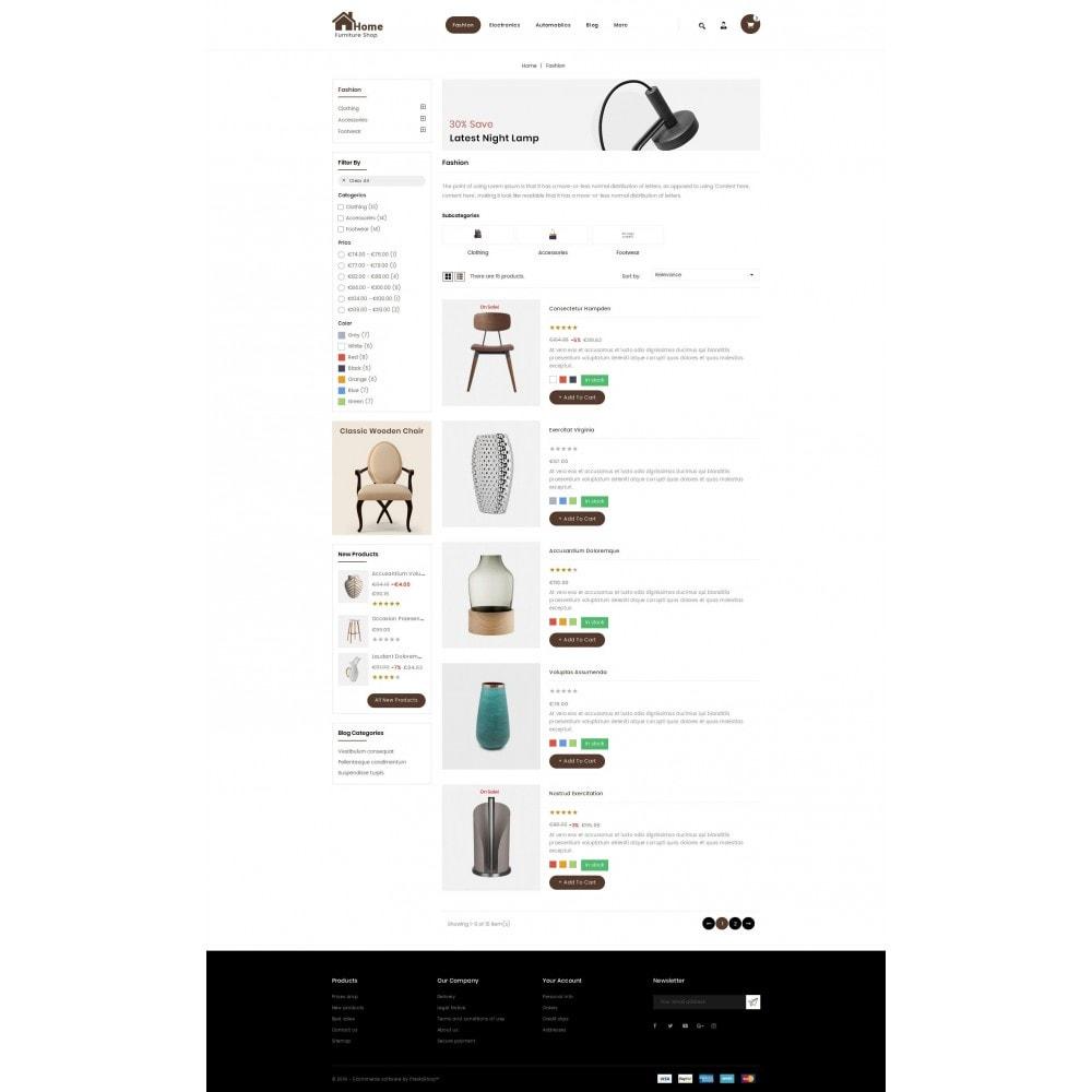 theme - Maison & Jardin - Home - Furniture store - 4