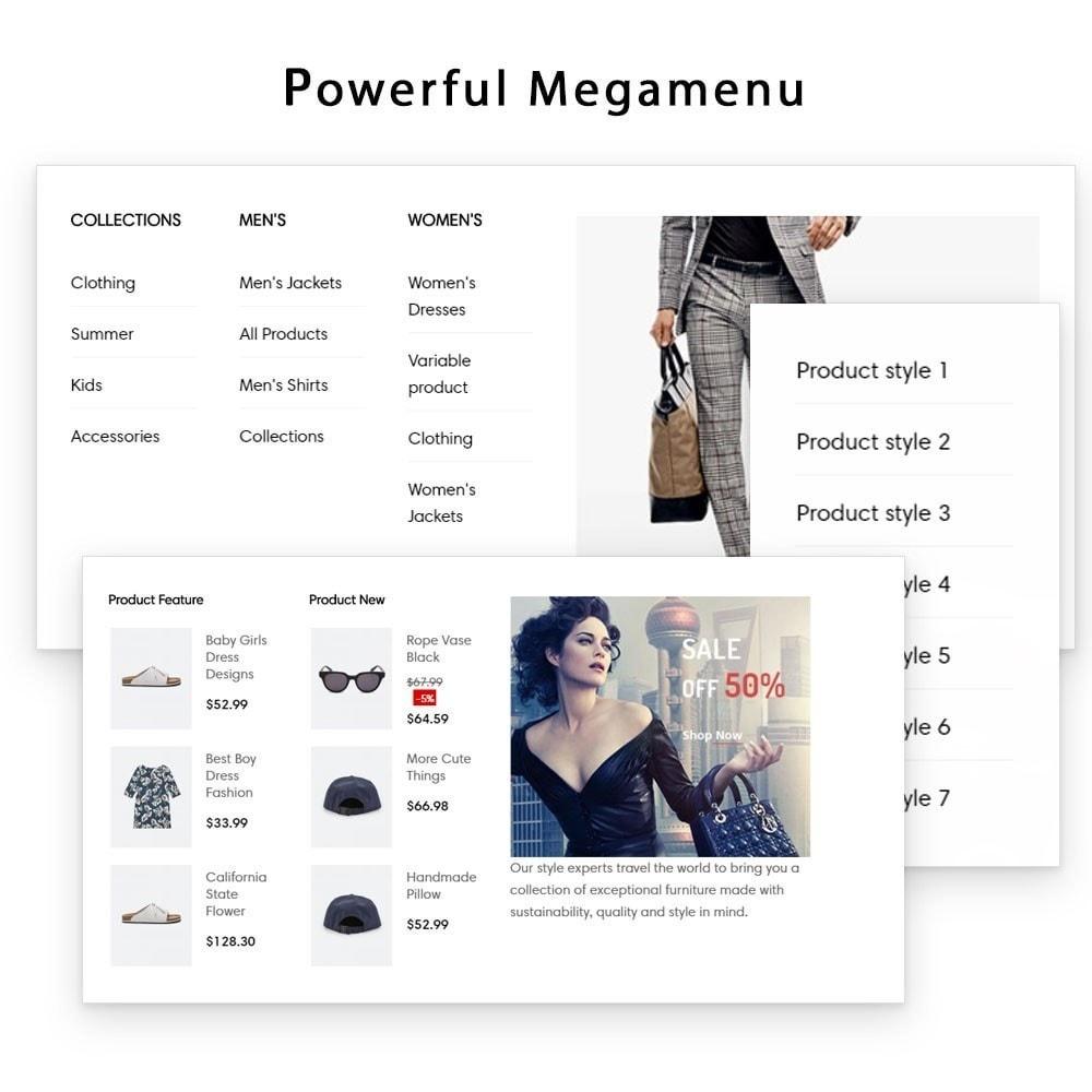 theme - Fashion & Shoes - Ap Sane - 8