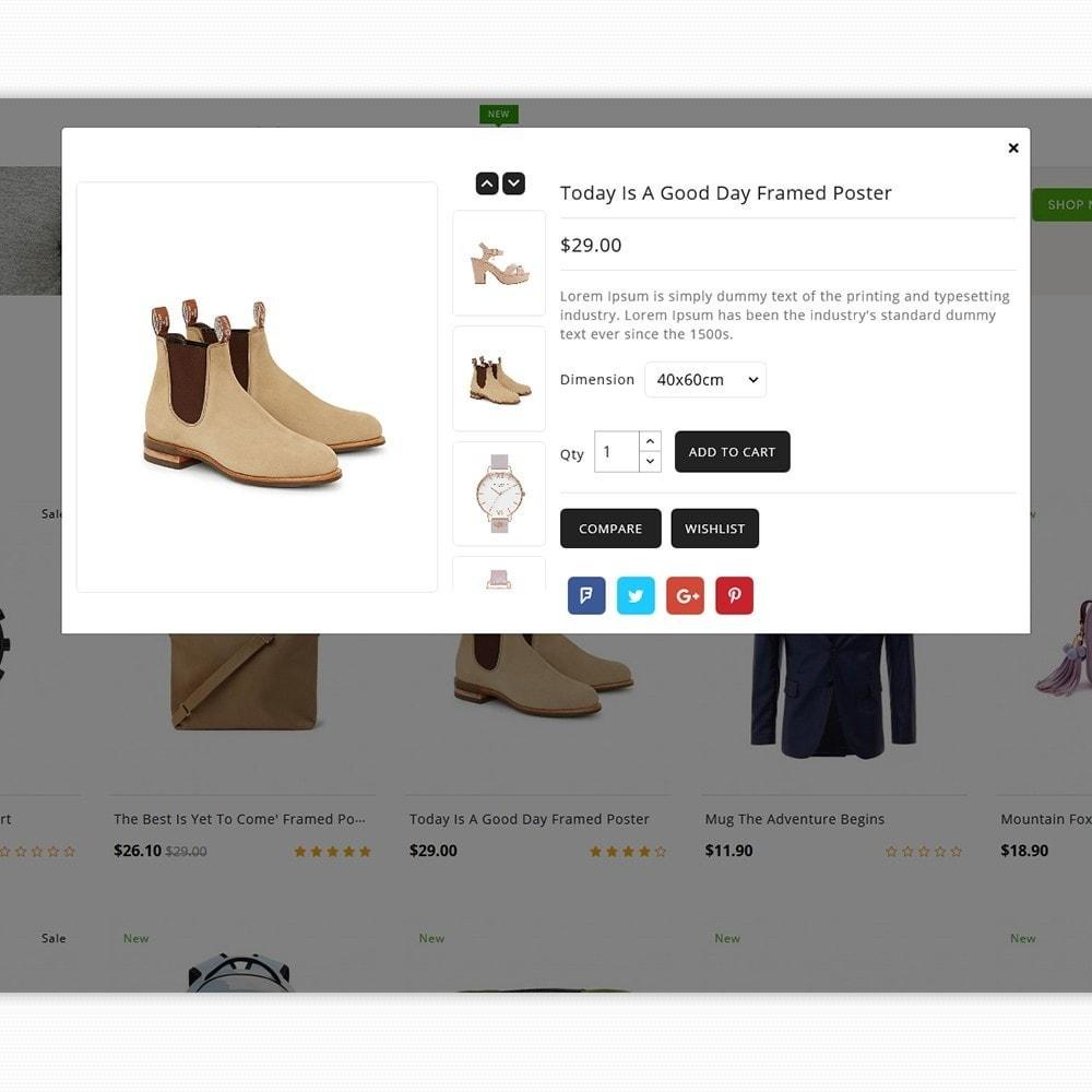 theme - Fashion & Shoes - Rexez - The Best Fashion Store - 6